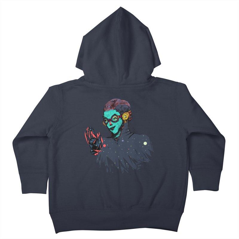 THE FUTUTTURE Tshirt Kids Toddler Zip-Up Hoody by creativosindueno's Artist Shop