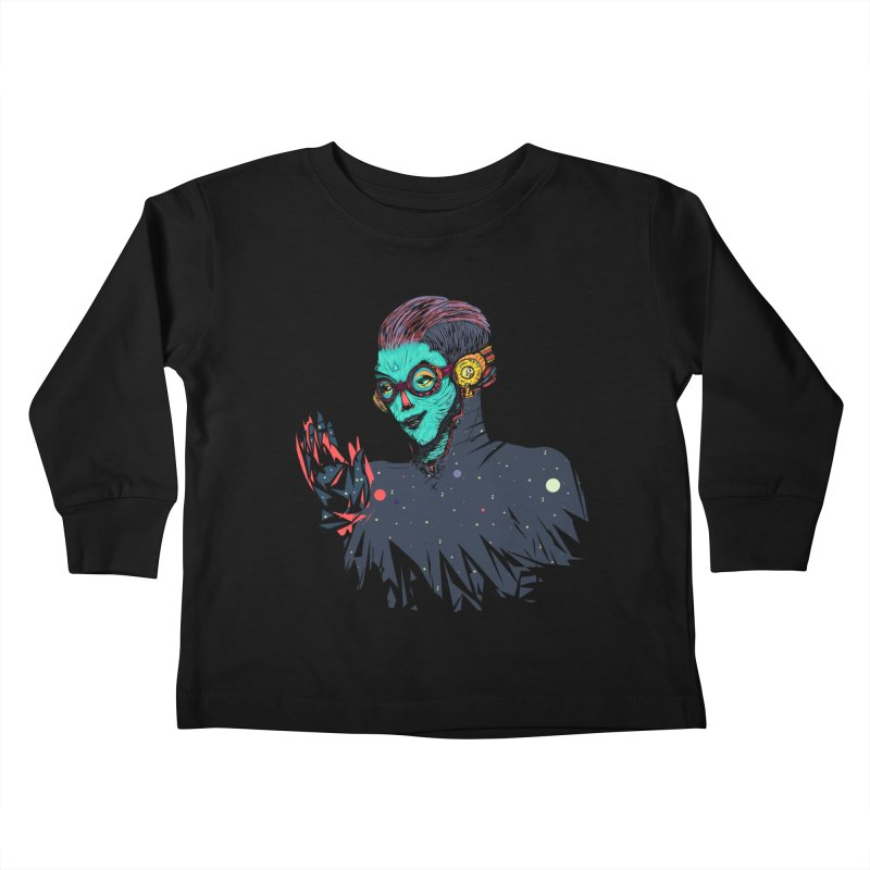 THE FUTUTTURE Tshirt Kids Toddler Longsleeve T-Shirt by creativosindueno's Artist Shop