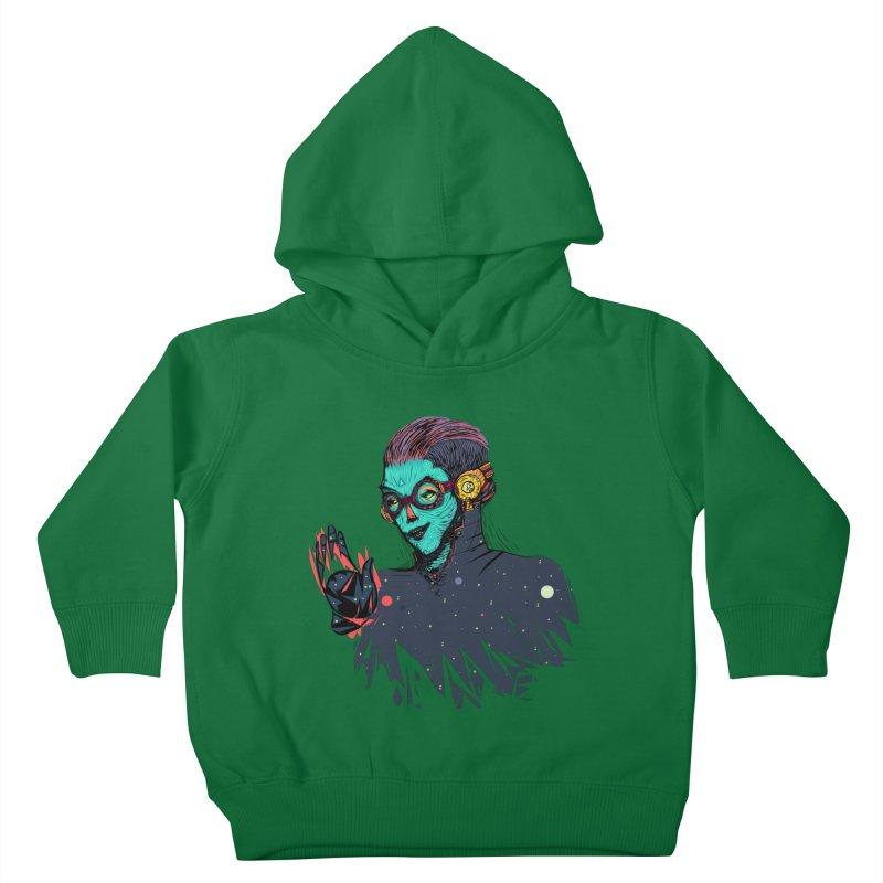 THE FUTUTTURE Tshirt Kids Toddler Pullover Hoody by creativosindueno's Artist Shop