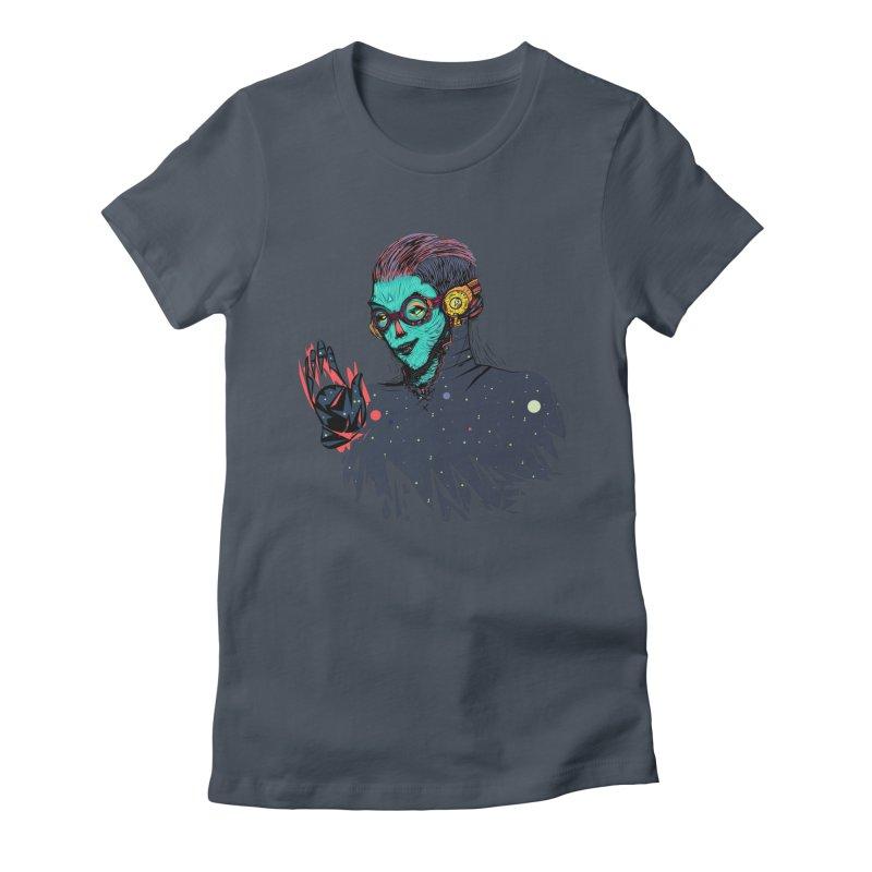 THE FUTUTTURE Tshirt Women's T-Shirt by creativosindueno's Artist Shop