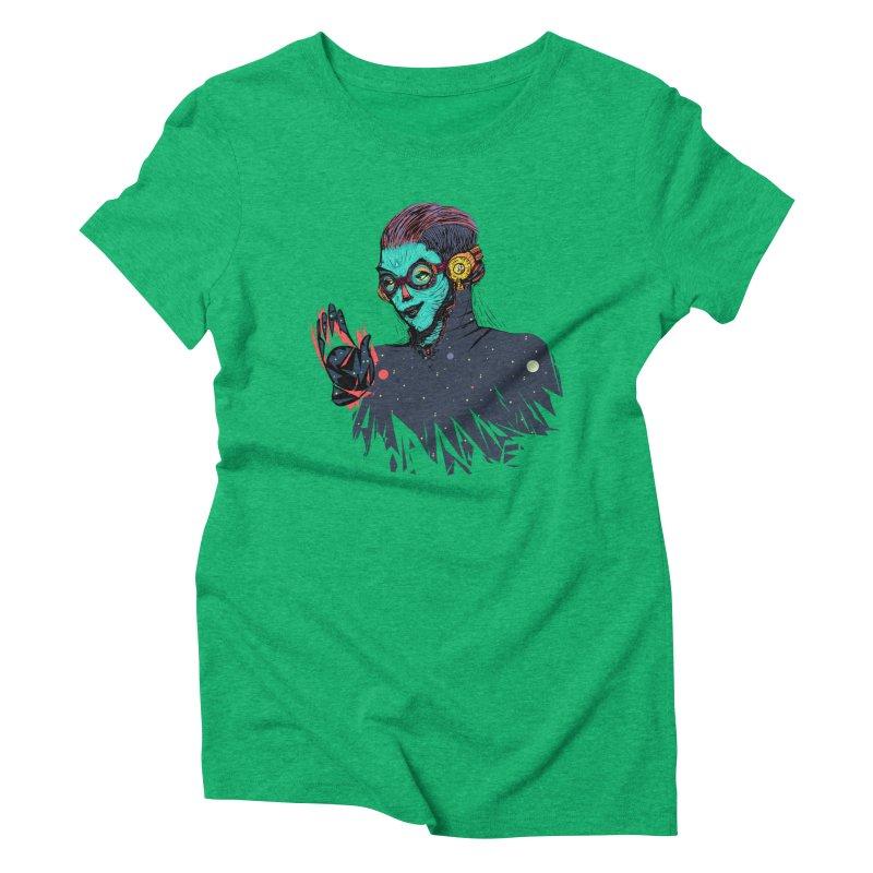 THE FUTUTTURE Tshirt Women's Triblend T-Shirt by creativosindueno's Artist Shop