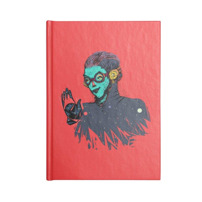 THE FUTUTTURE Tshirt Accessories Notebook by creativosindueno's Artist Shop