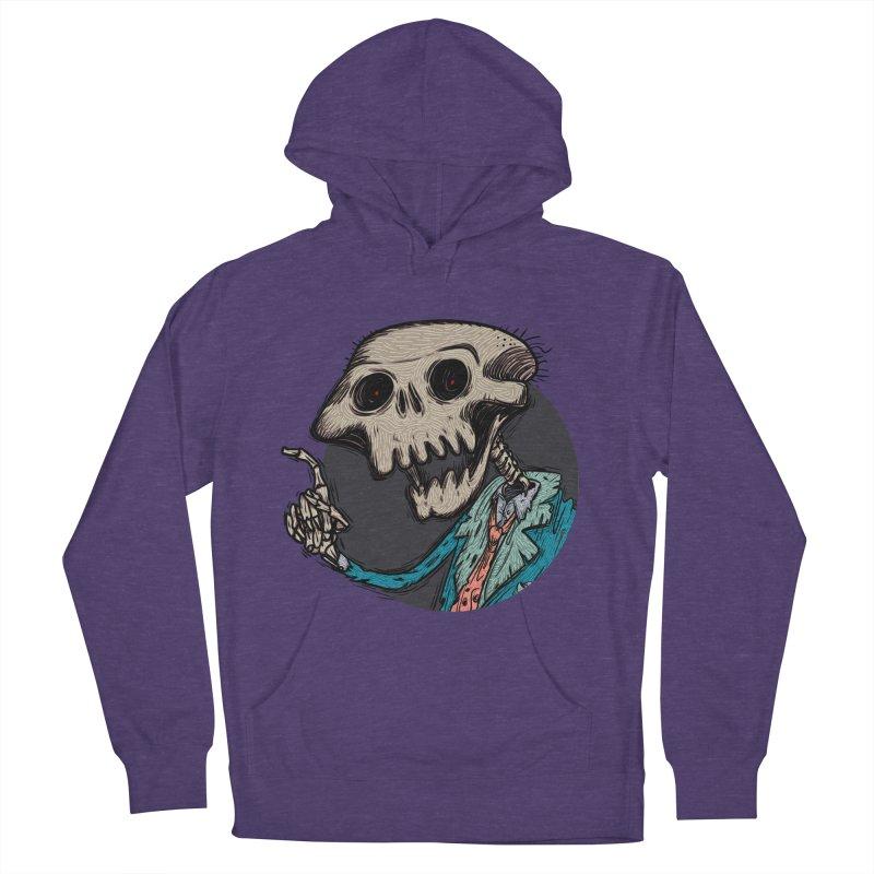 evangelist of death tshirt Women's French Terry Pullover Hoody by creativosindueno's Artist Shop
