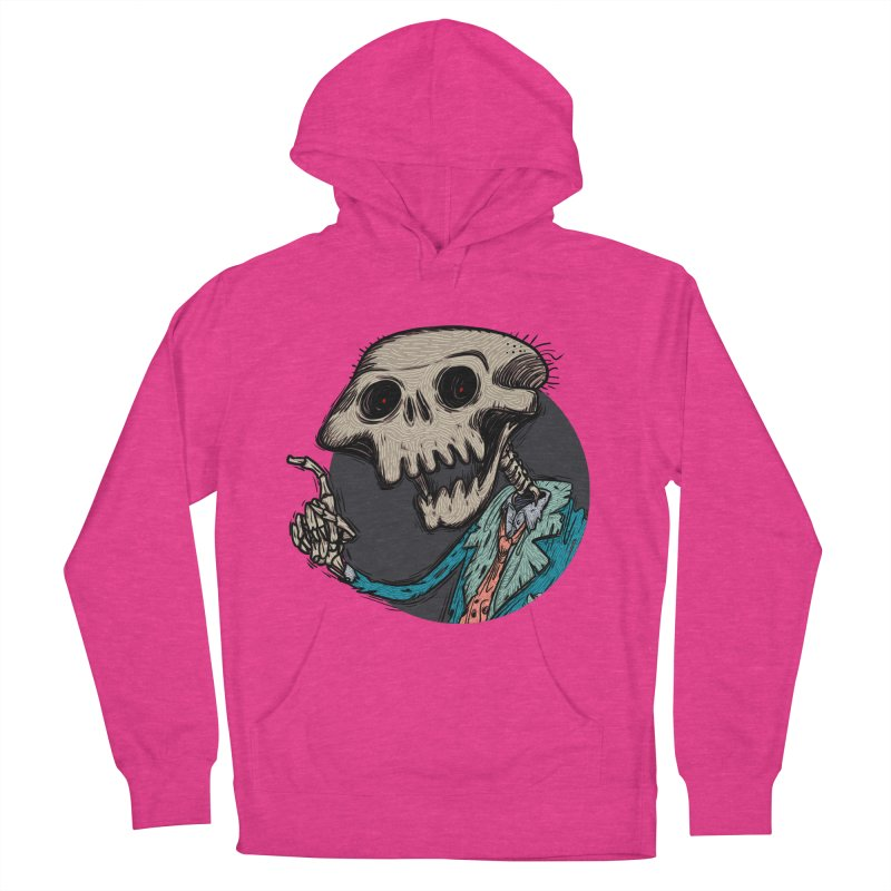 evangelist of death tshirt Women's French Terry Pullover Hoody by creativosindueno's Artist Shop