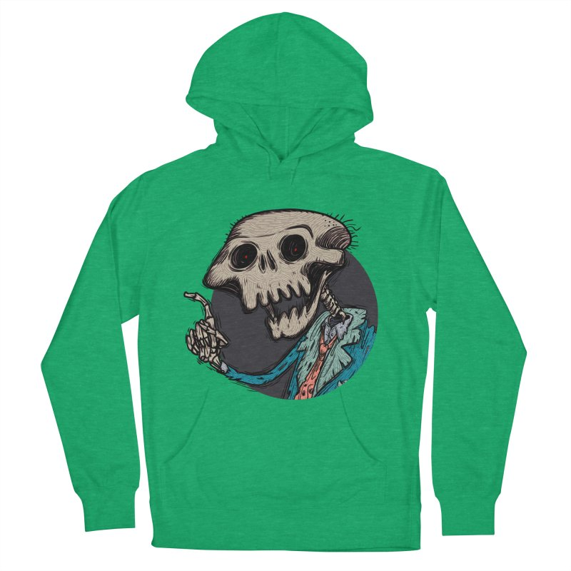 evangelist of death tshirt Men's French Terry Pullover Hoody by creativosindueno's Artist Shop