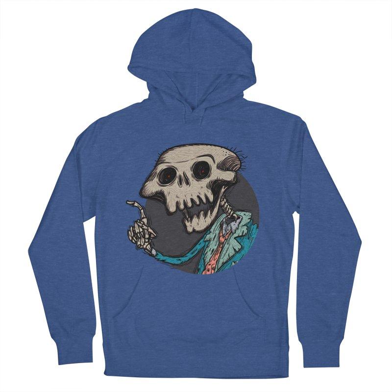 evangelist of death tshirt Men's French Terry Pullover Hoody by creativosindueno's Artist Shop