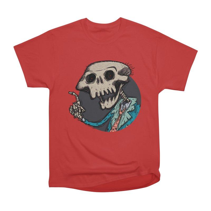 evangelist of death tshirt Women's Heavyweight Unisex T-Shirt by creativosindueno's Artist Shop