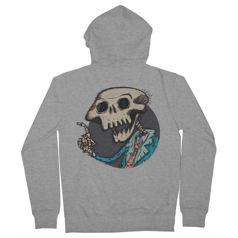 evangelist of death tshirt Women's Zip-Up Hoody by creativosindueno's Artist Shop