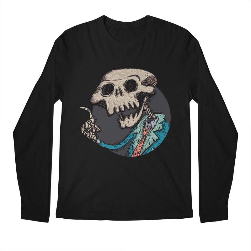 evangelist of death tshirt Men's Regular Longsleeve T-Shirt by creativosindueno's Artist Shop