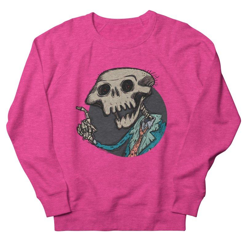 evangelist of death tshirt Women's French Terry Sweatshirt by creativosindueno's Artist Shop