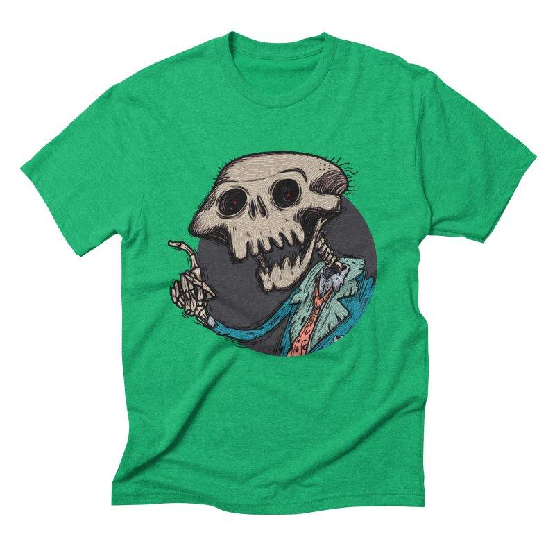 evangelist of death tshirt Men's Triblend T-Shirt by creativosindueno's Artist Shop