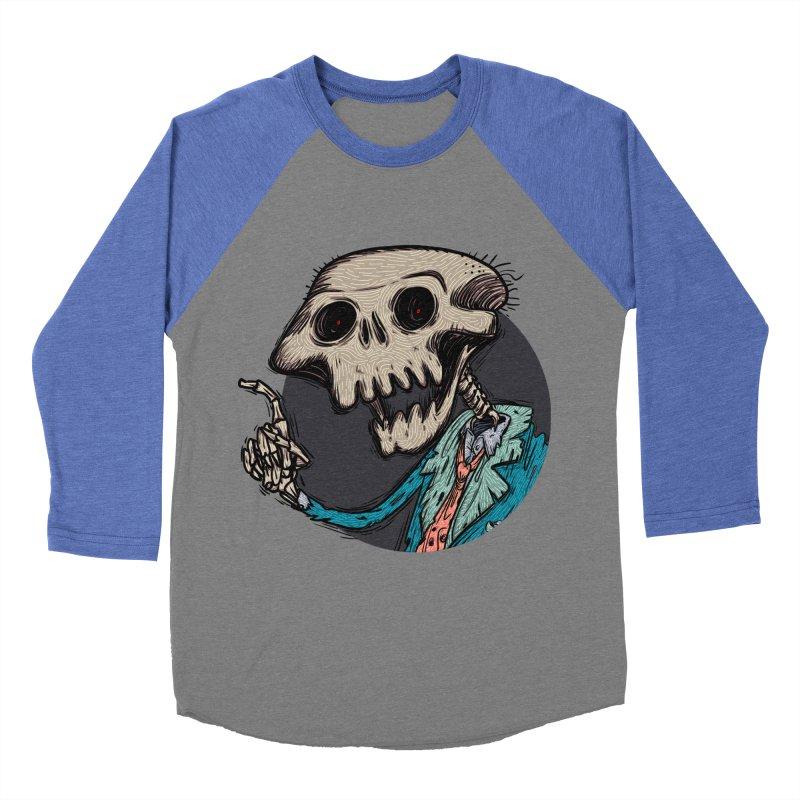 evangelist of death tshirt Women's Baseball Triblend Longsleeve T-Shirt by creativosindueno's Artist Shop