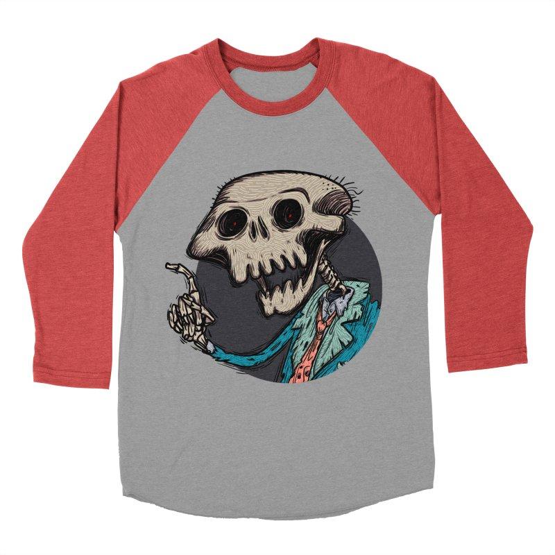 evangelist of death tshirt Men's Baseball Triblend Longsleeve T-Shirt by creativosindueno's Artist Shop
