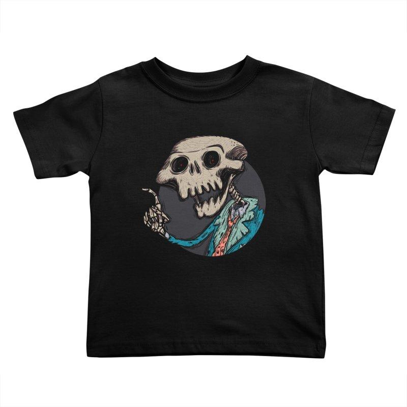 evangelist of death tshirt Kids Toddler T-Shirt by creativosindueno's Artist Shop
