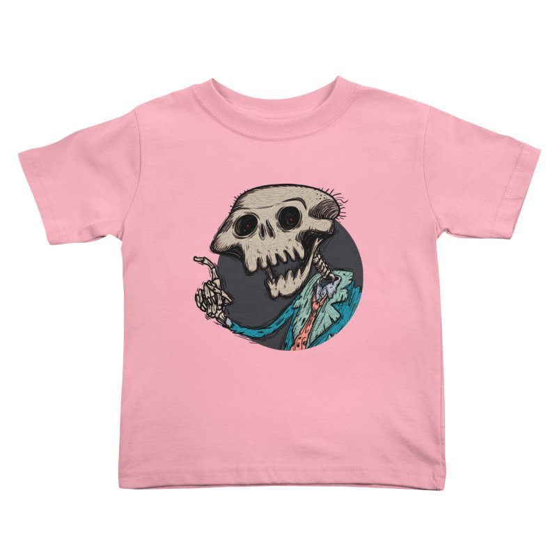 evangelist of death tshirt Kids Toddler T-Shirt by creativosindueno's Artist Shop