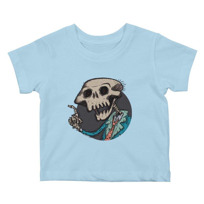 evangelist of death tshirt Kids Baby T-Shirt by creativosindueno's Artist Shop