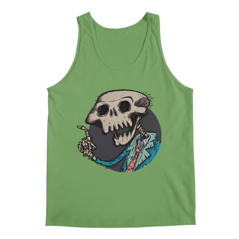 evangelist of death tshirt Men's Tank by creativosindueno's Artist Shop