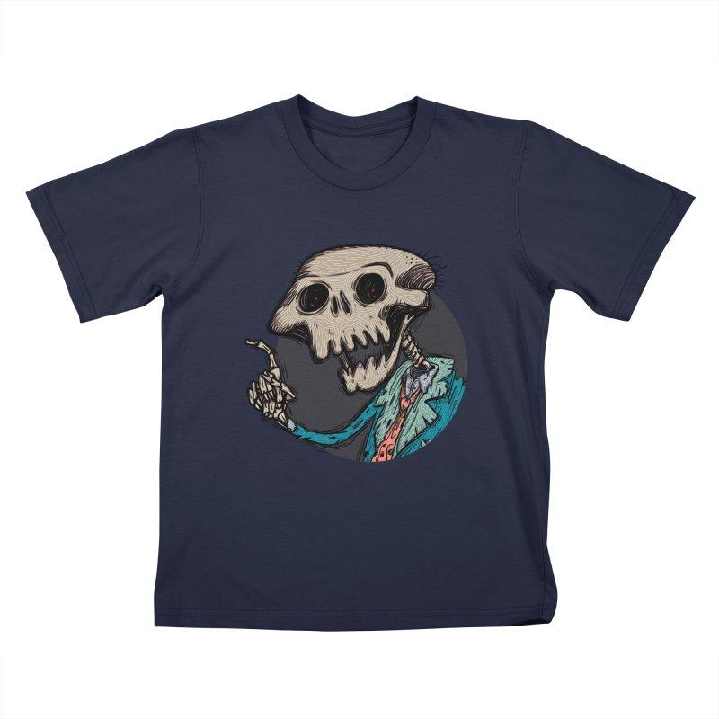 evangelist of death tshirt Kids T-Shirt by creativosindueno's Artist Shop