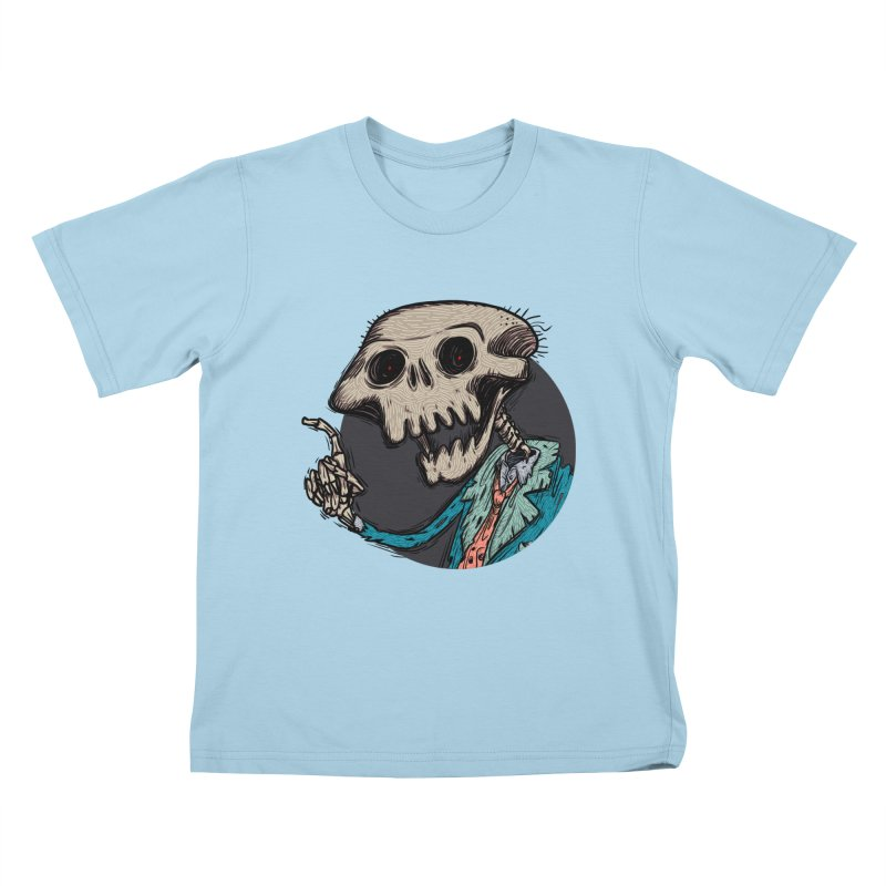 evangelist of death tshirt Kids T-Shirt by creativosindueno's Artist Shop