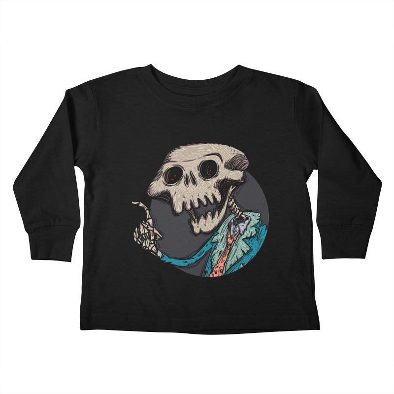 evangelist of death tshirt Kids Toddler Longsleeve T-Shirt by creativosindueno's Artist Shop