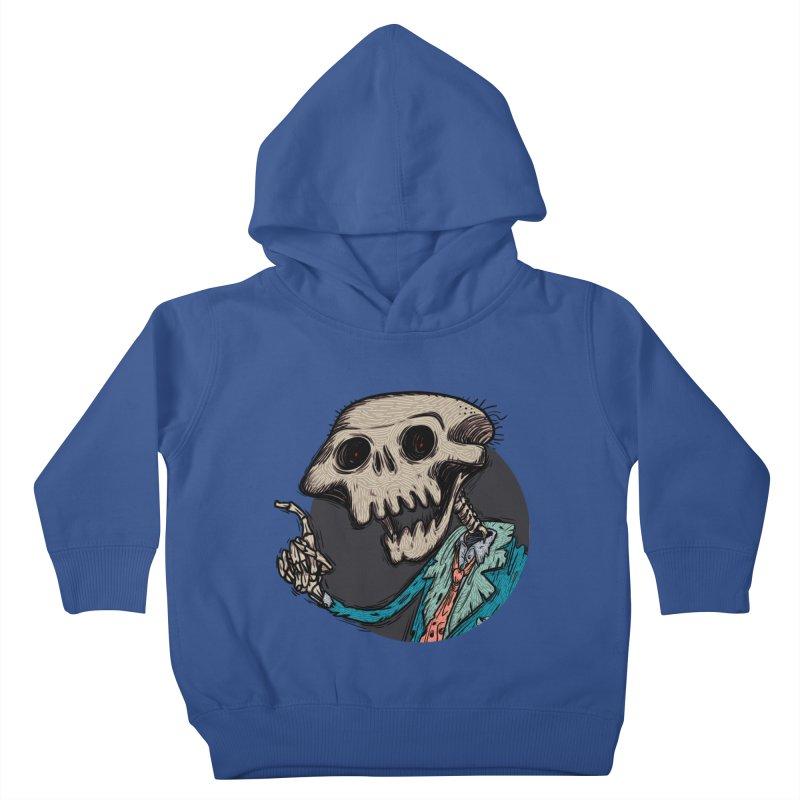 evangelist of death tshirt Kids Toddler Pullover Hoody by creativosindueno's Artist Shop