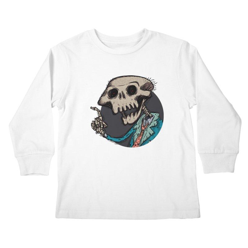 evangelist of death tshirt Kids Longsleeve T-Shirt by creativosindueno's Artist Shop