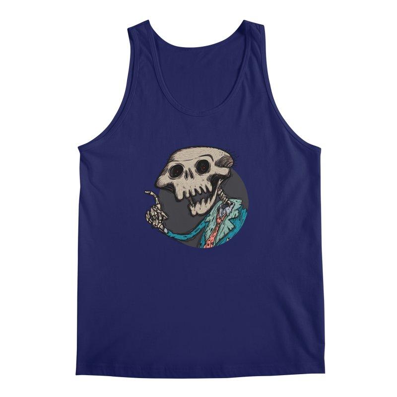 evangelist of death tshirt Men's Regular Tank by creativosindueno's Artist Shop