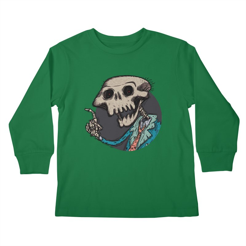 evangelist of death tshirt Kids Longsleeve T-Shirt by creativosindueno's Artist Shop