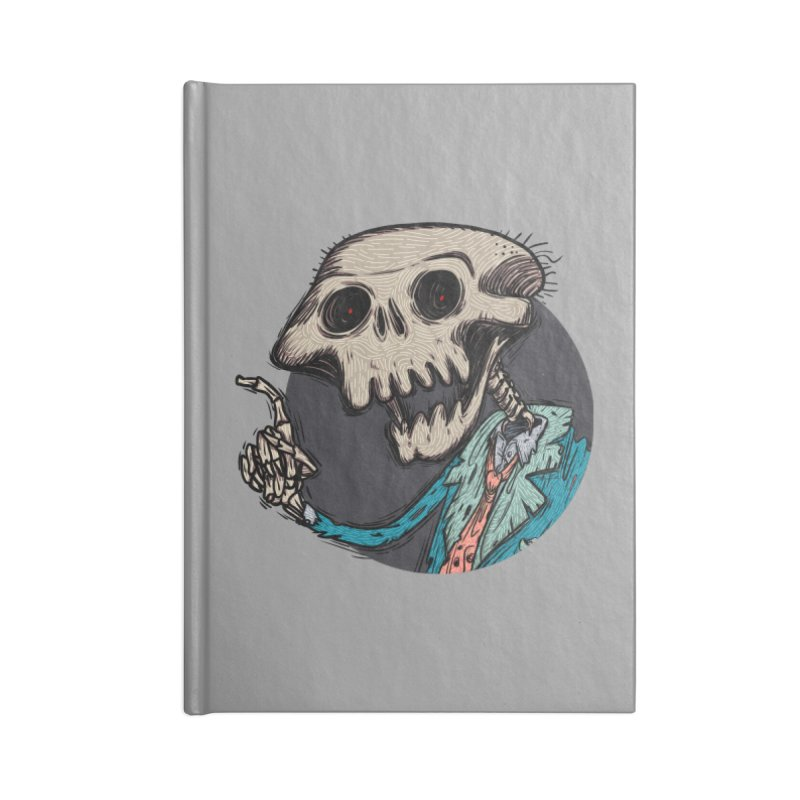 evangelist of death tshirt Accessories Lined Journal Notebook by creativosindueno's Artist Shop