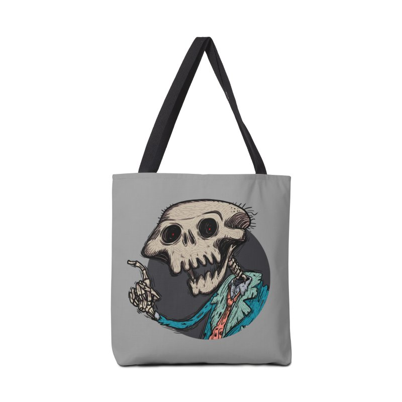 evangelist of death tshirt Accessories Bag by creativosindueno's Artist Shop