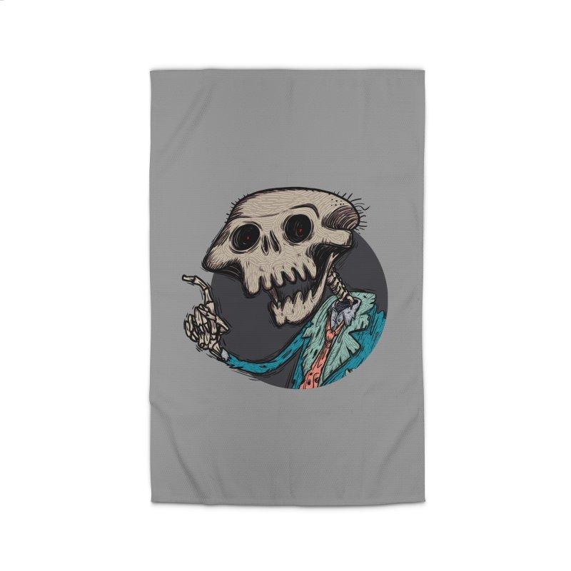 evangelist of death tshirt Home Rug by creativosindueno's Artist Shop