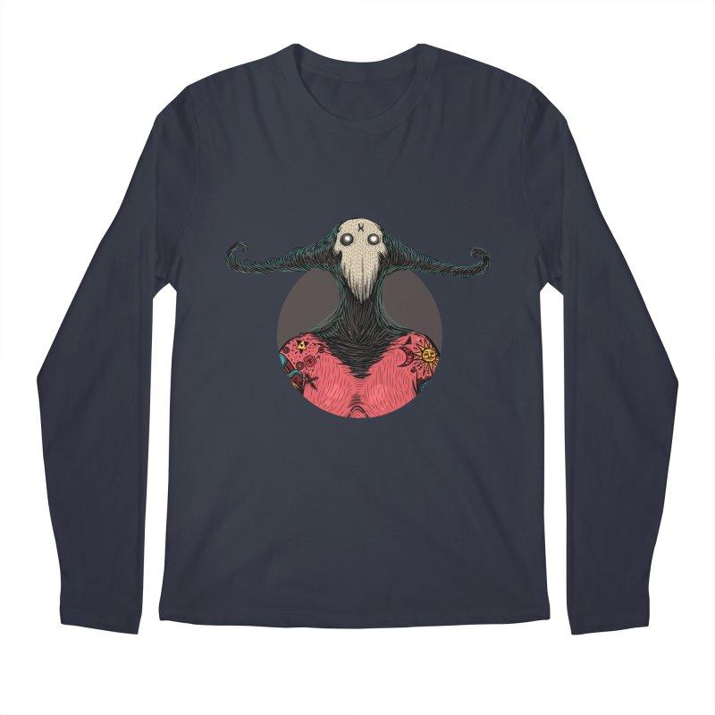 DevilWomanZoom Men's Regular Longsleeve T-Shirt by creativosindueno's Artist Shop