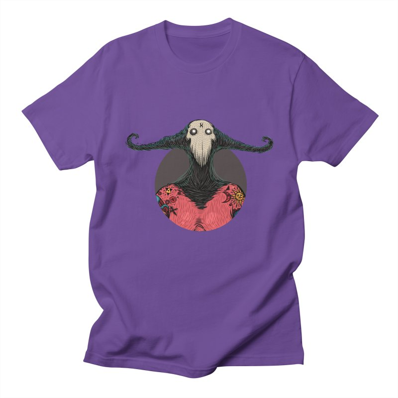 DevilWomanZoom Men's Regular T-Shirt by creativosindueno's Artist Shop