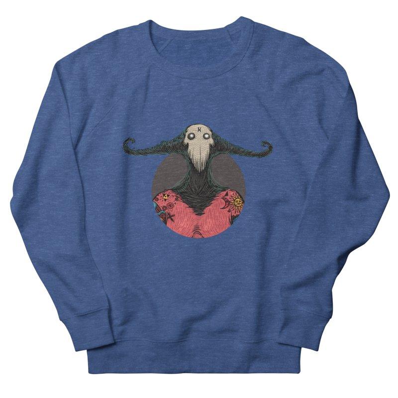 DevilWomanZoom Men's French Terry Sweatshirt by creativosindueno's Artist Shop