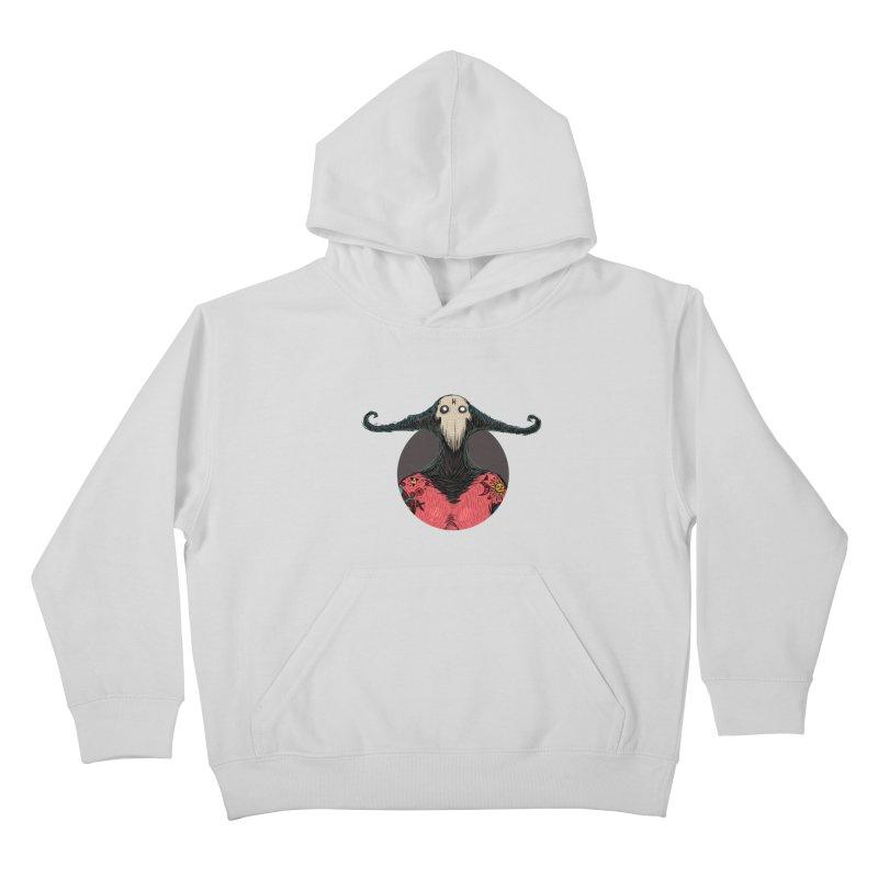 DevilWomanZoom Kids Pullover Hoody by creativosindueno's Artist Shop
