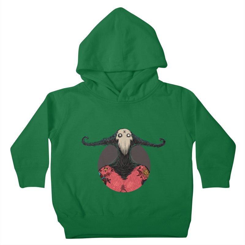 DevilWomanZoom Kids Toddler Pullover Hoody by creativosindueno's Artist Shop