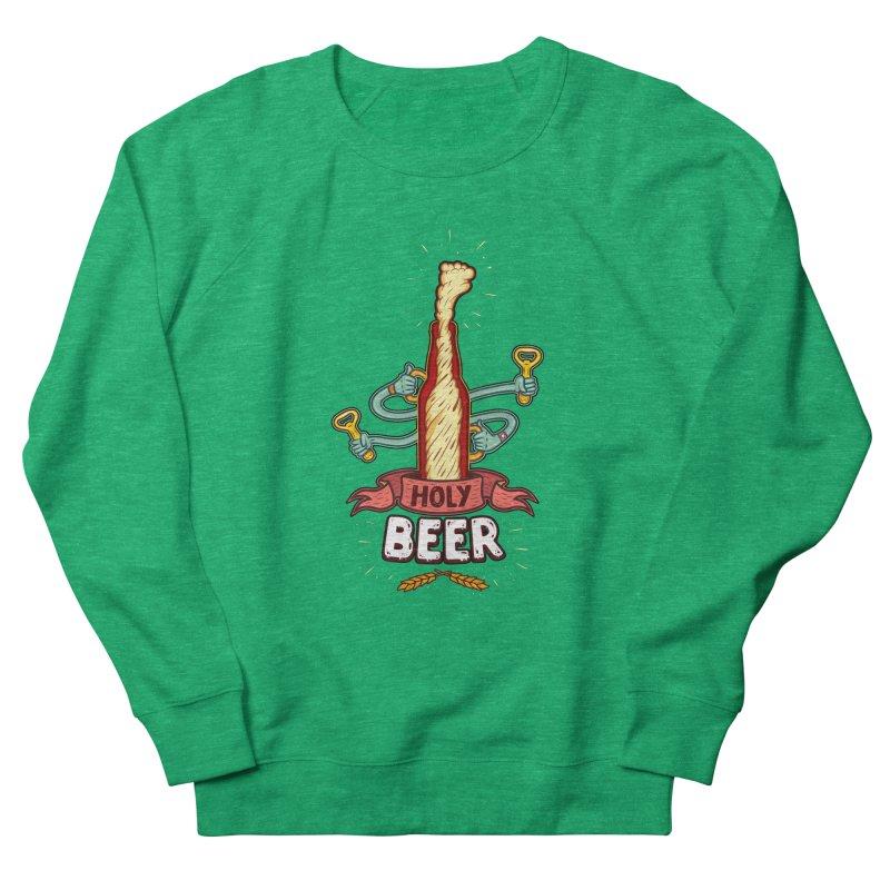 HolyBeer! Women's Sweatshirt by creativosindueno's Artist Shop