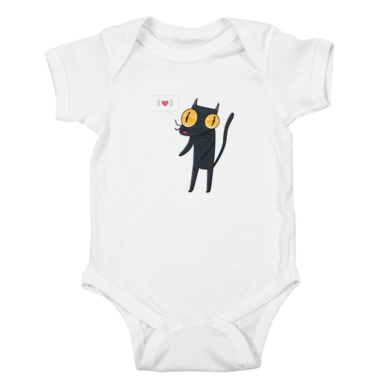 CarLover! Kids Baby Bodysuit by creativosindueno's Artist Shop