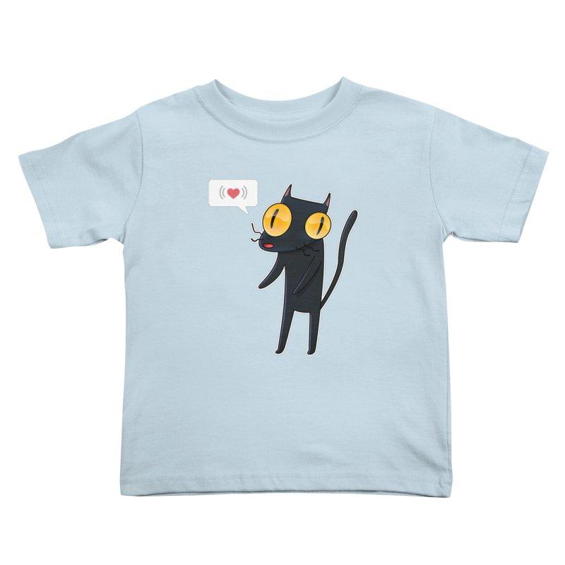 CarLover! Kids Toddler T-Shirt by creativosindueno's Artist Shop