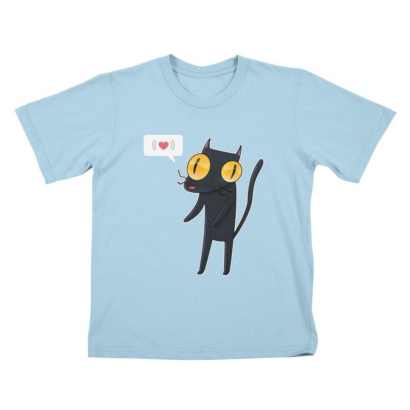 CarLover! Kids T-shirt by creativosindueno's Artist Shop