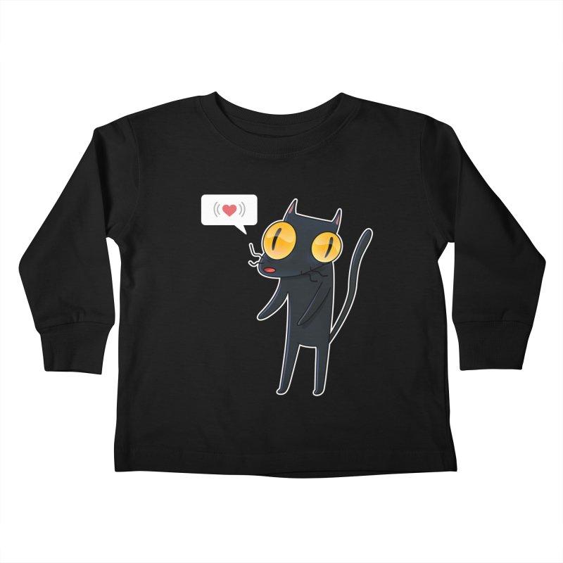 CarLover! Kids Toddler Longsleeve T-Shirt by creativosindueno's Artist Shop