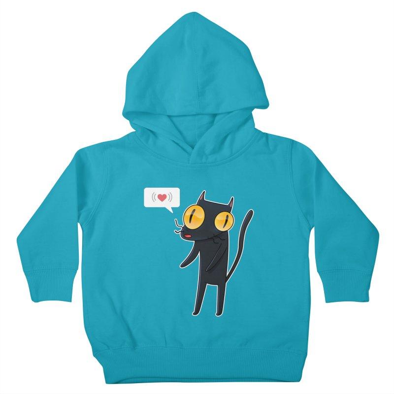 CarLover! Kids Toddler Pullover Hoody by creativosindueno's Artist Shop