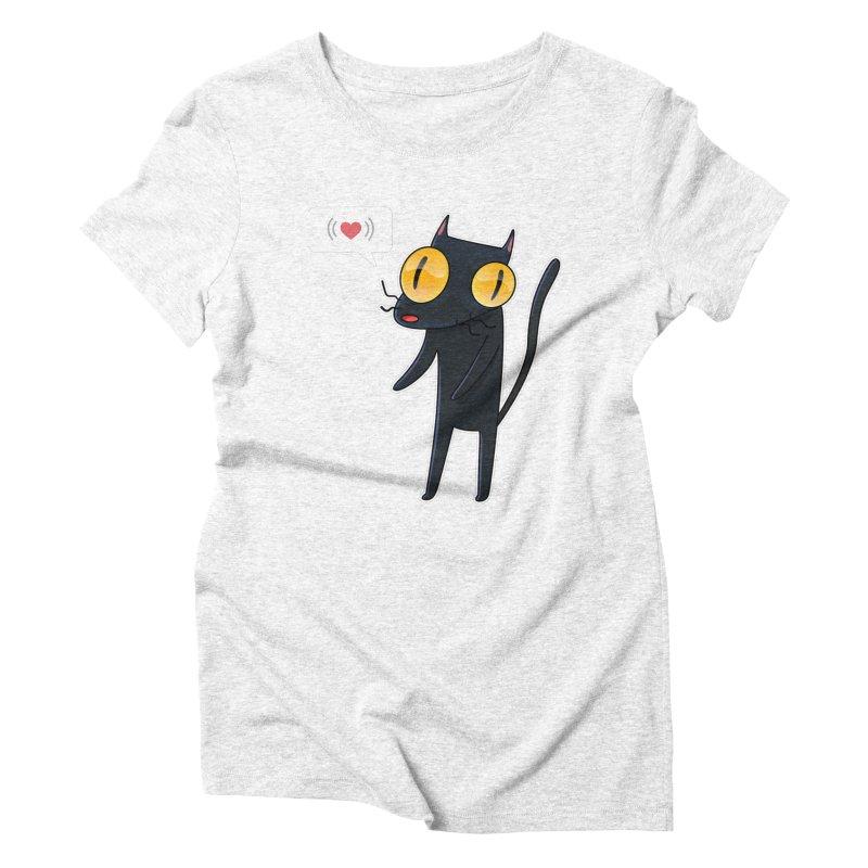 CarLover! Women's Triblend T-shirt by creativosindueno's Artist Shop
