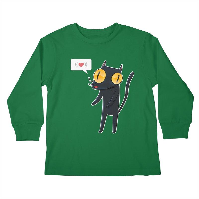 CarLover! Kids Longsleeve T-Shirt by creativosindueno's Artist Shop
