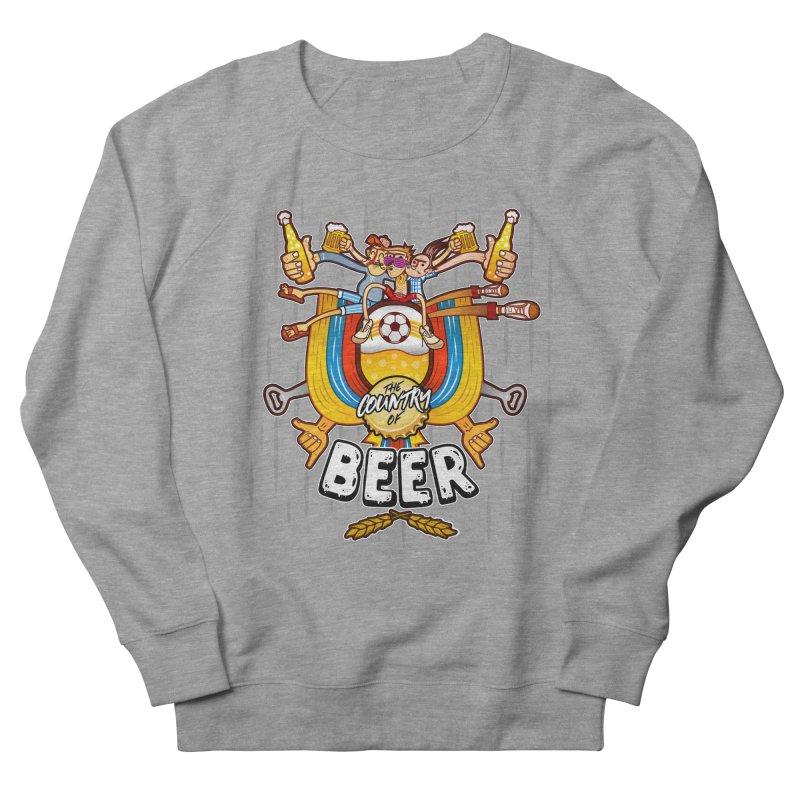 The Country of Beer! Women's Sweatshirt by creativosindueno's Artist Shop