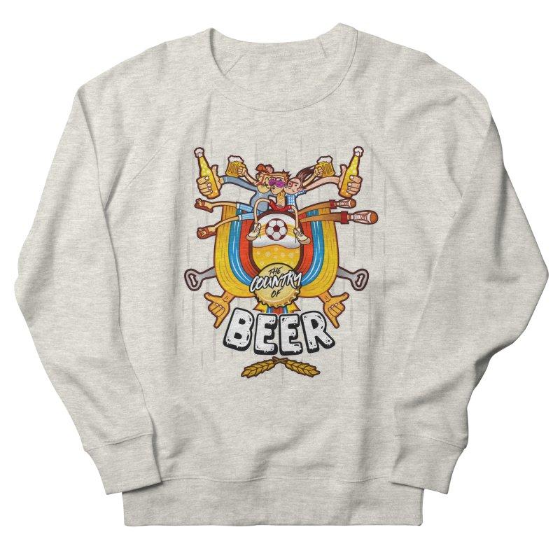 The Country of Beer! Men's Sweatshirt by creativosindueno's Artist Shop