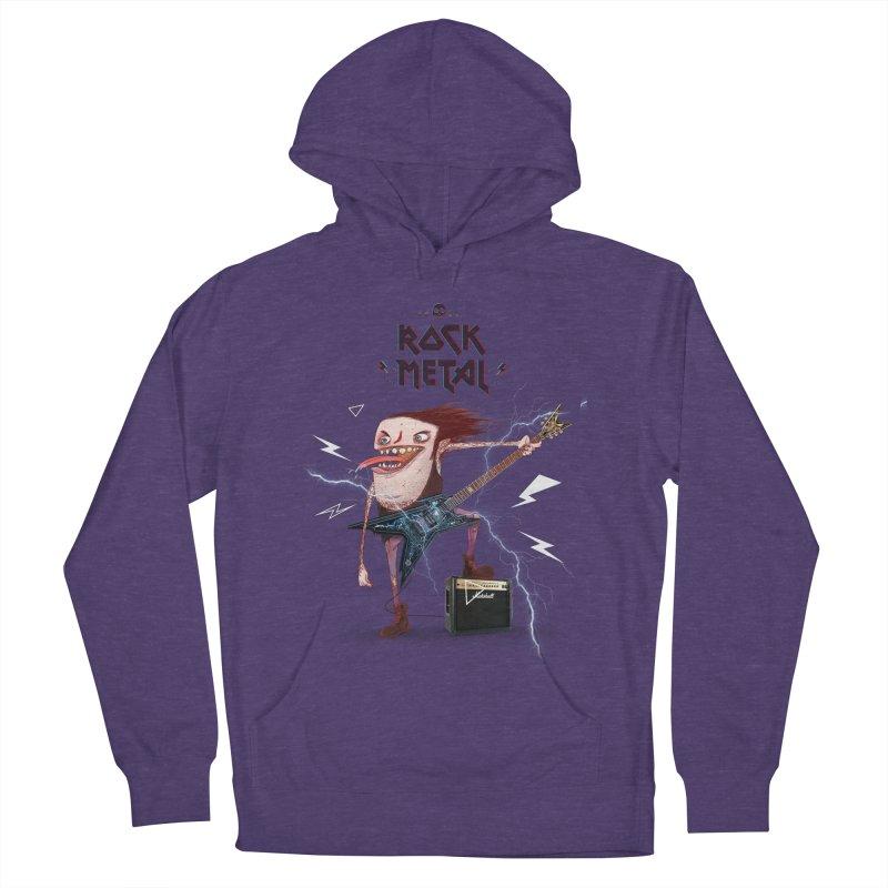 RockMetal! Women's Pullover Hoody by creativosindueno's Artist Shop