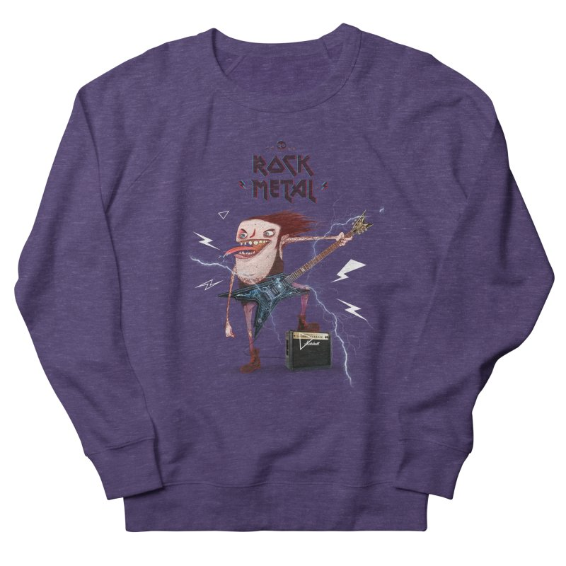 RockMetal! Women's Sweatshirt by creativosindueno's Artist Shop