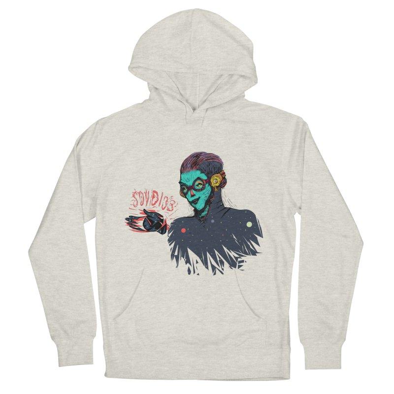 SoyDios! Women's Pullover Hoody by creativosindueno's Artist Shop