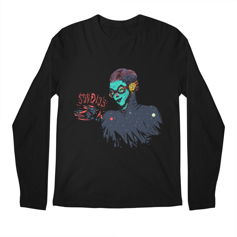 SoyDios! Men's Longsleeve T-Shirt by creativosindueno's Artist Shop